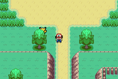 Pokemon Ash Gray (beta 3.61) - Location Ash\\ - Poor Pickachu...:( - User Screenshot